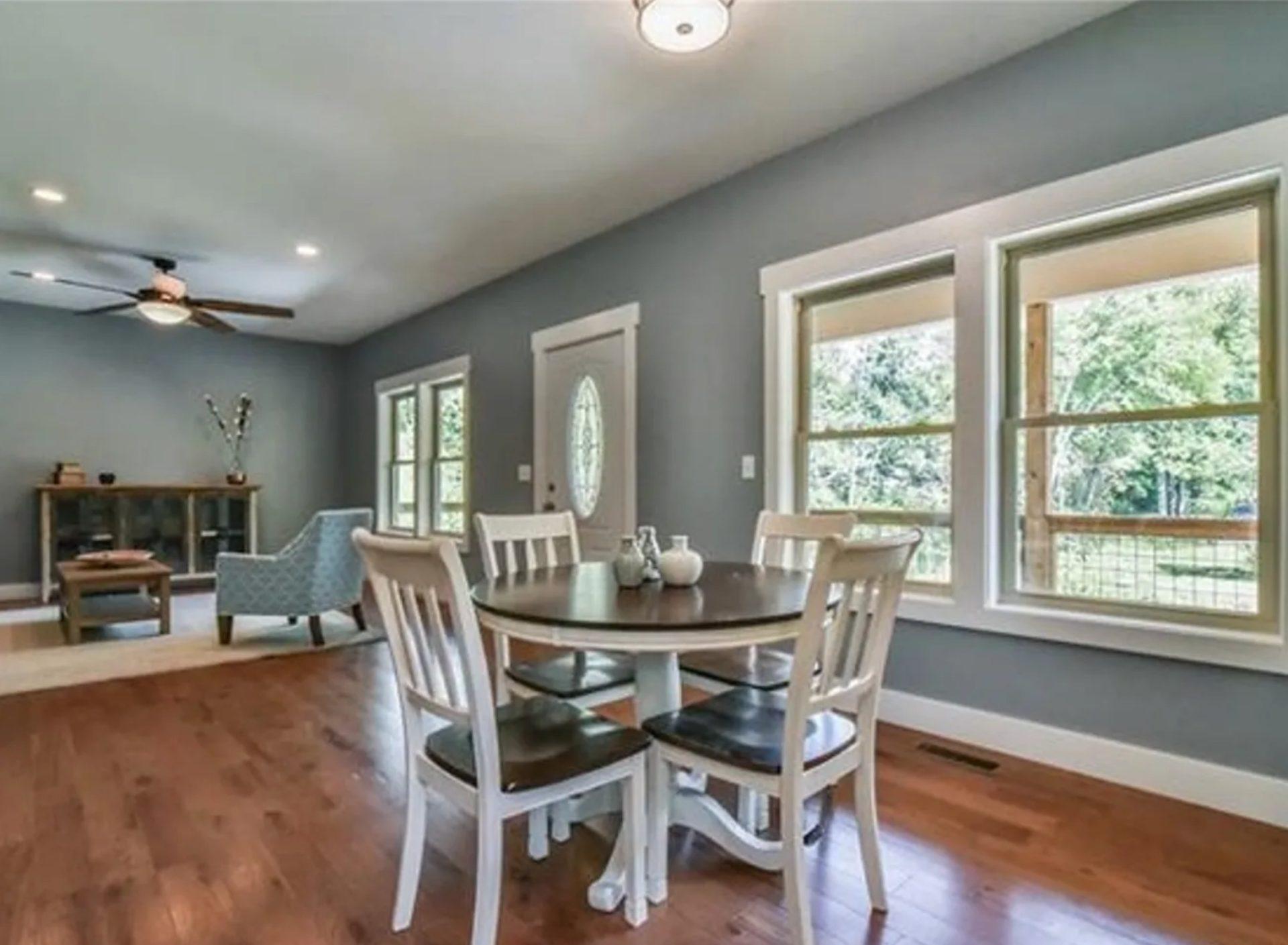 custom home builders in Marion North Carolina