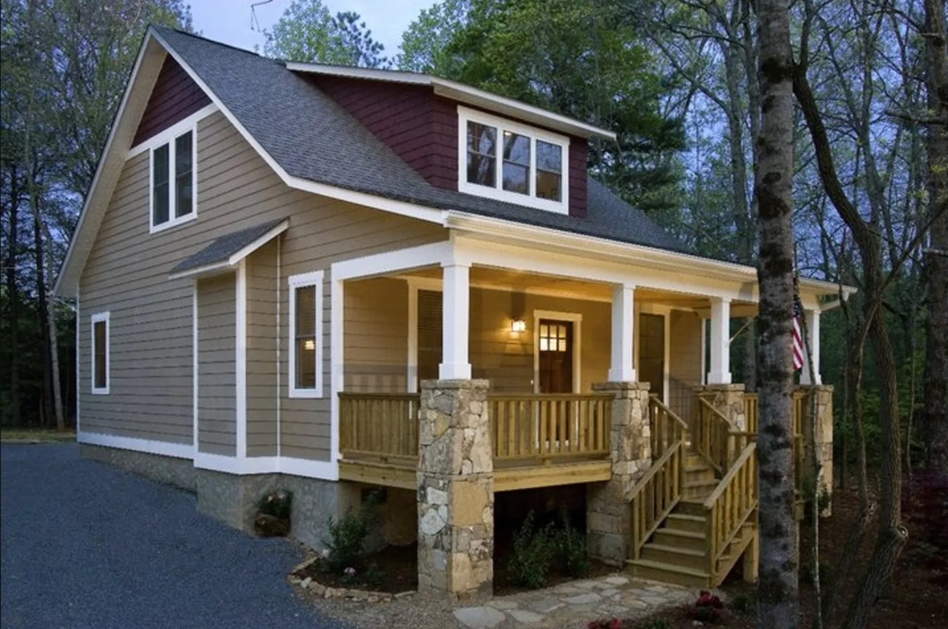 house builder in NC
