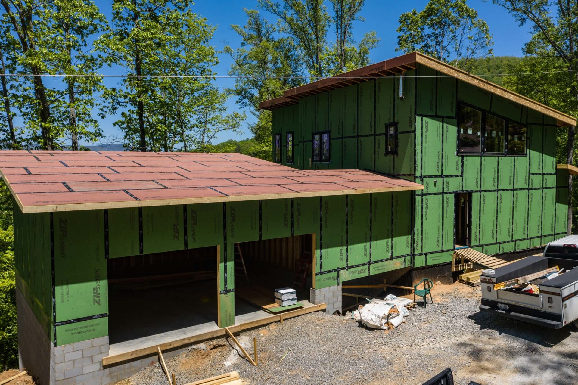 home builders in Asheville NC