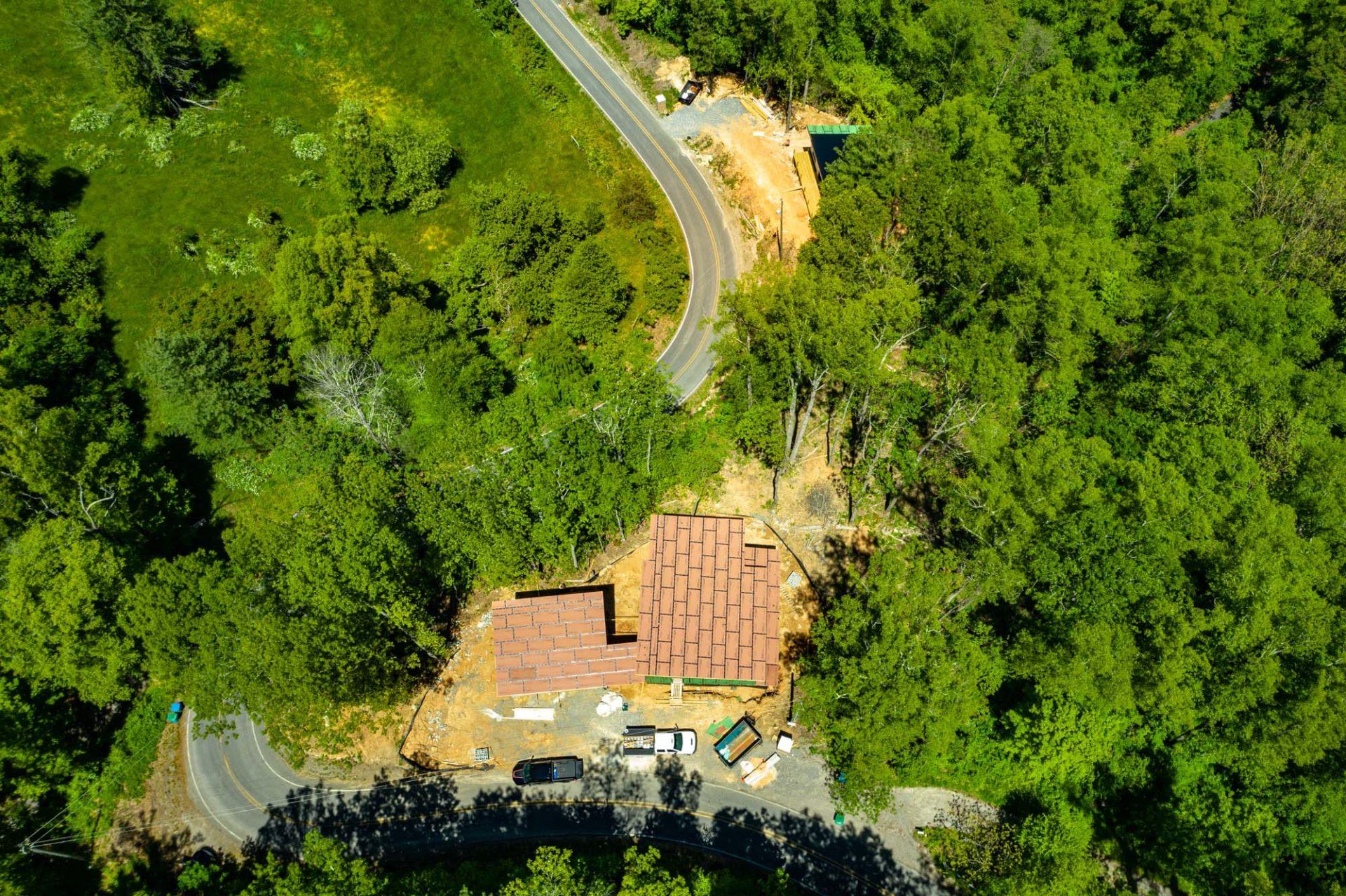 custom home builders Asheville