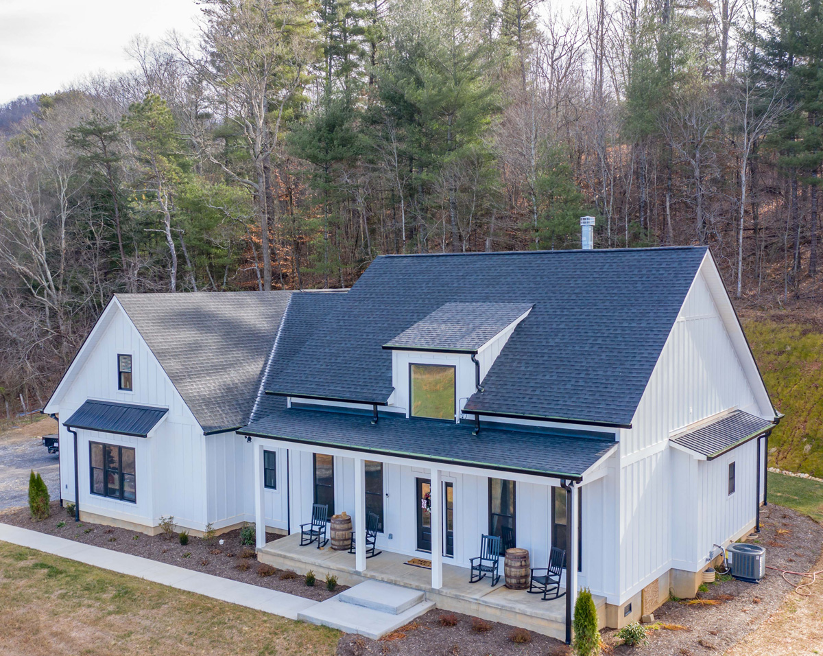 home builders in wnc