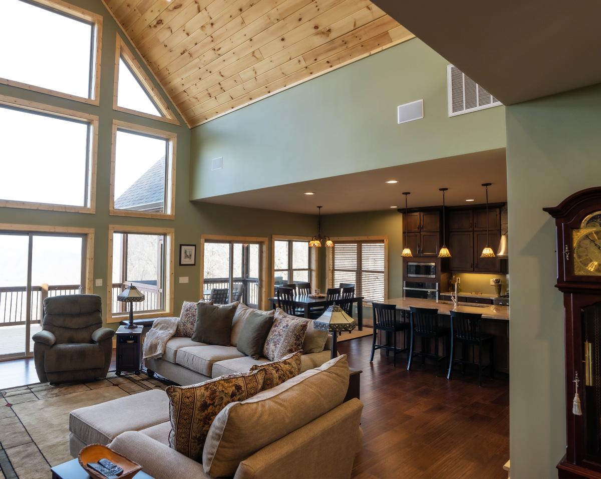 luxury mountain home builders north carolina